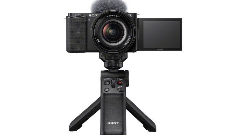 Sony-Alpha-ZV-E10-(黑)_搭配GP-VPT2BT-藍牙拍攝手把-_-SEL1018鏡頭